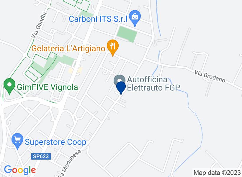 Cantina a Vignola (MO), Via Modenese (lott...