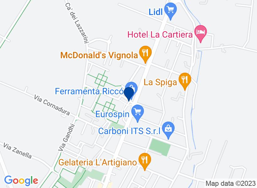 Cantina al p.S1 a Vignola (MO), via Bontem...