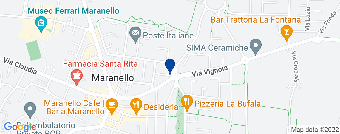 Garage, autorimessa, MARANELLO