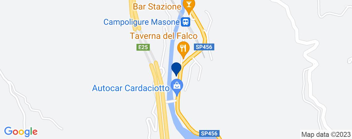 Fabbricato commerciale, CAMPO LIGURE