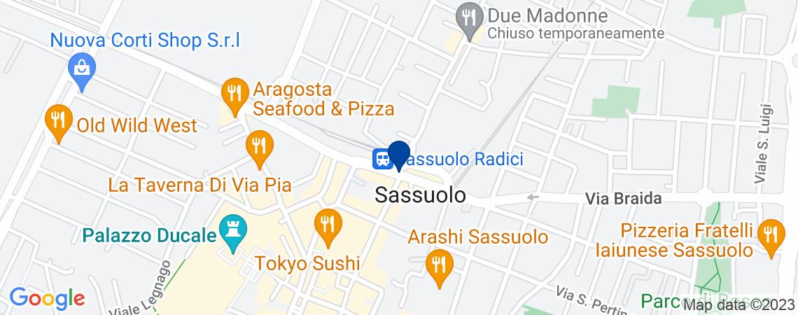 Appartamenti e pertinenze a Sassuolo (MO),...