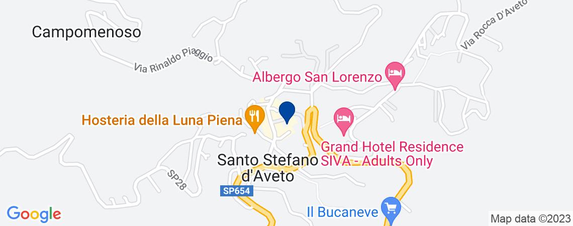 Avviso 447 / 2019, SANTO STEFANO D'AVETO