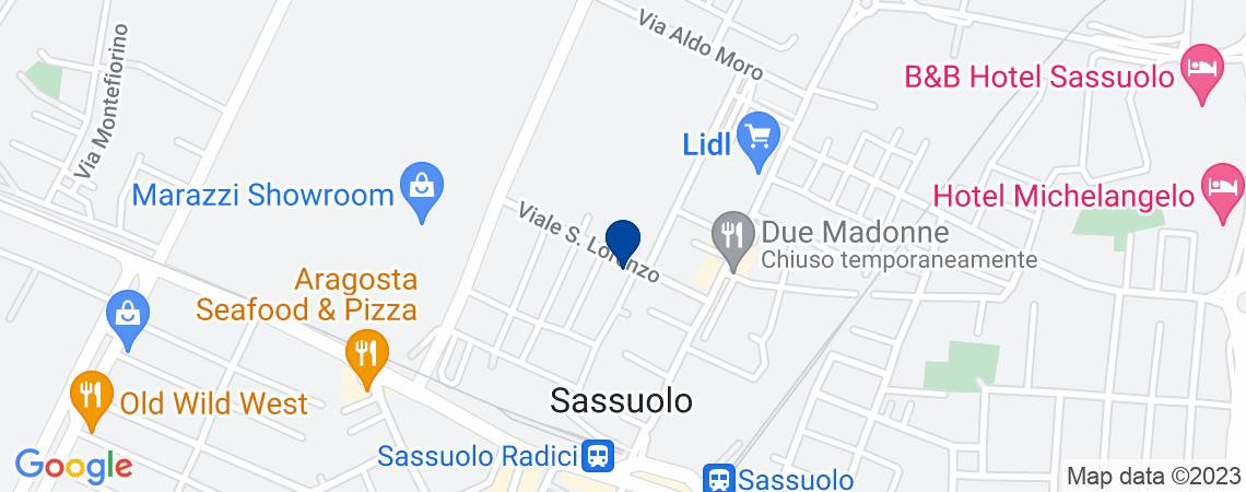 Appartamento al p.4 in Sassuolo (MO), via ...
