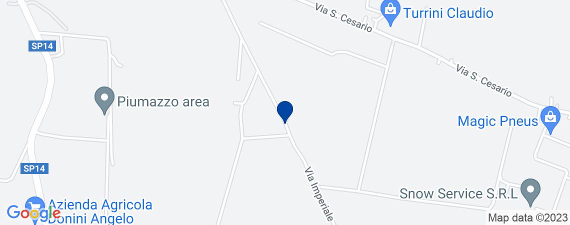 Complesso immobiliare a San Cesario sul Pa...