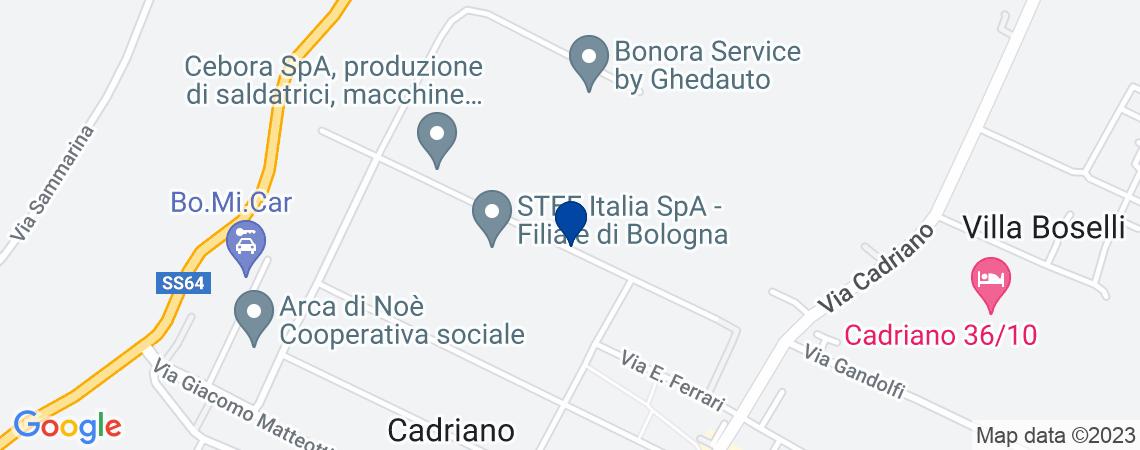 Fabbricato industriale, GRANAROLO DELL'EMILIA