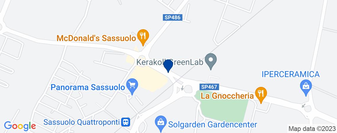Ufficio al p.1 a Fiorano Modenese (MO), vi...