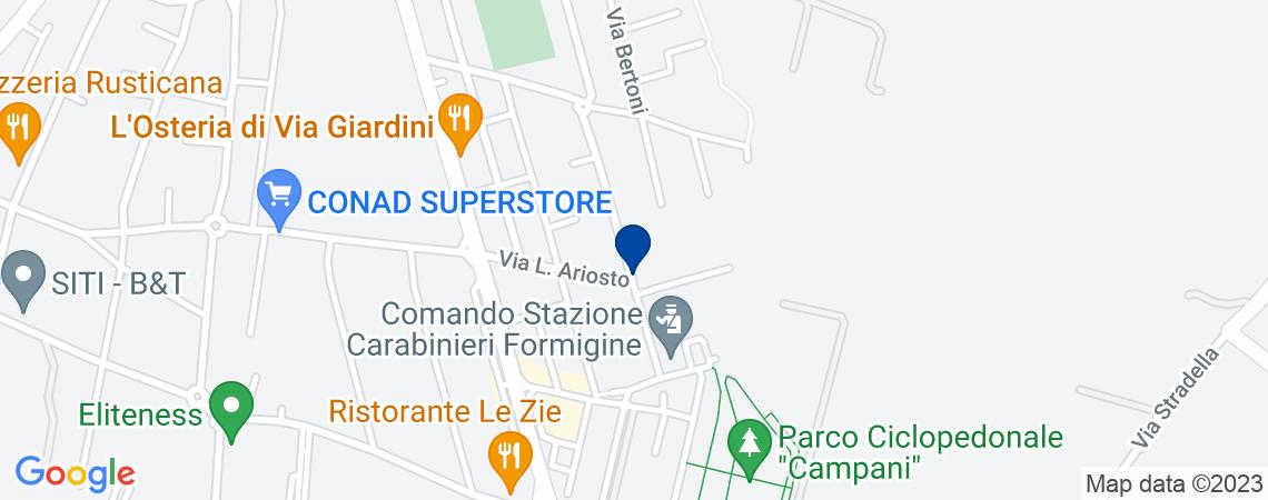 Autorimessa al p.S1 a Formigine (MO), Via ...
