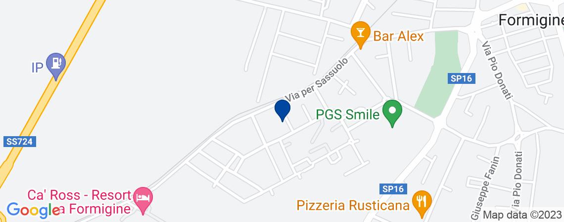 Appartamento a p.T in Via Anzio n.5, Formi...