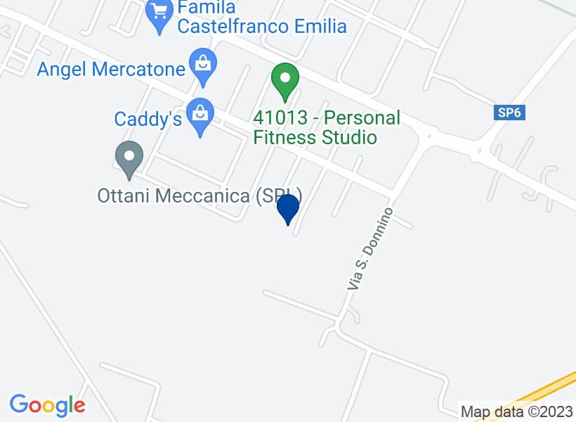 Capannone a Castelfranco Emilia (MO), via ...