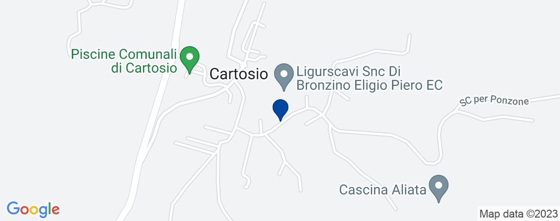 Villetta, CARTOSIO