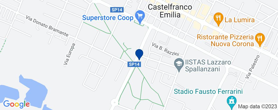 Appartamento al p.2 a Castelfranco Emilia ...