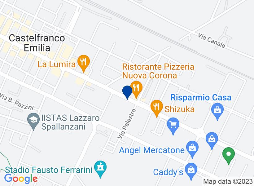 Appartamento al p.1 in Via Emilia Est n.14...