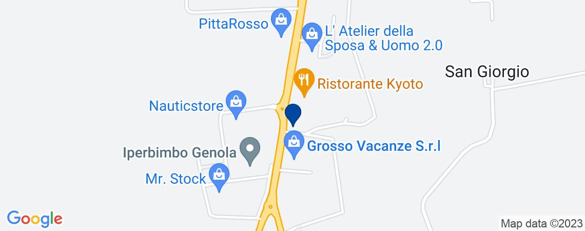 Fabbricato commerciale, GENOLA