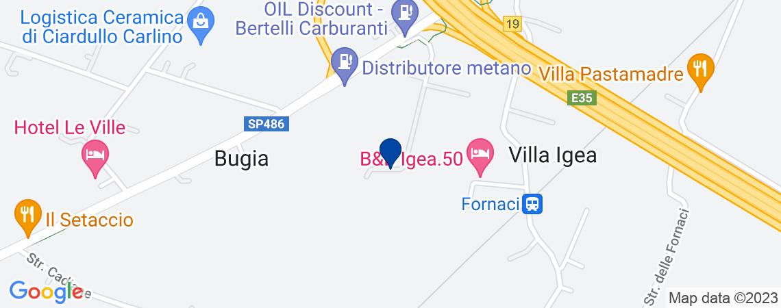 Compendio immobiliare a Modena, via P. Gia...