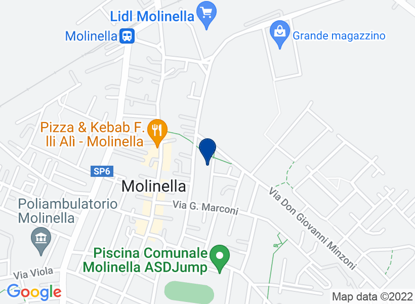 Appartamento, MOLINELLA