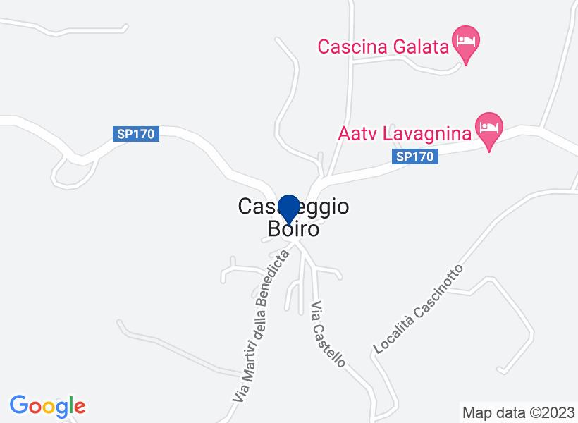 Appartamento 5 o più locali, CASALEGGIO BOIRO