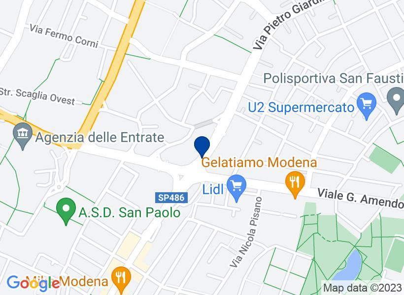 Cantina al p.S1 a Modena, via Pietro Giard...