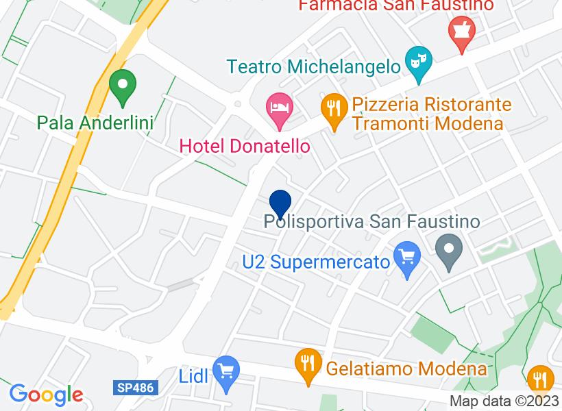 Autorimessa a Modena, via Gregorio Agnini ...