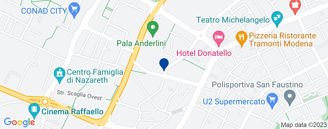 Autorimessa e cantina al p.S1 a Modena, vi...