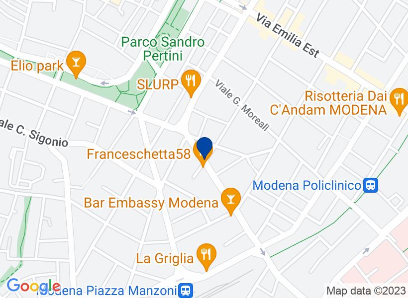 Terreno a Modena, via Vignolese, provincia...