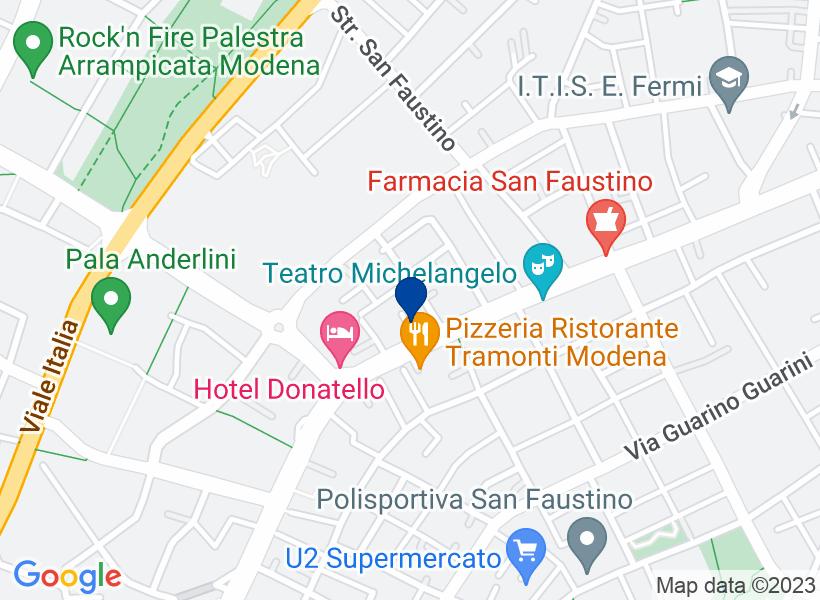 Laboratorio con vendita in Via P. Giardini...