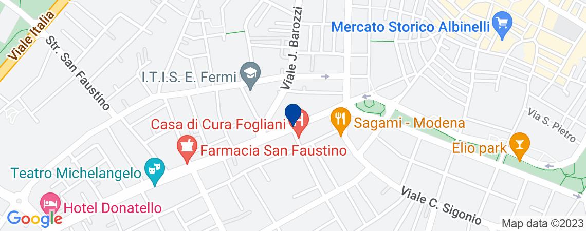 Autorimessa in Comune di Modena (MO), Via ...