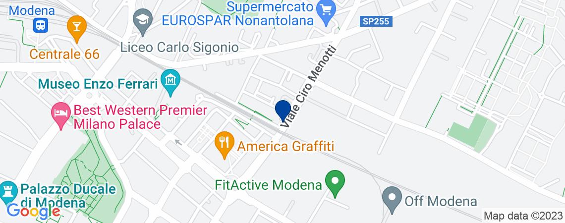 Appartamento al p.3 in viale Ciro Menotti ...