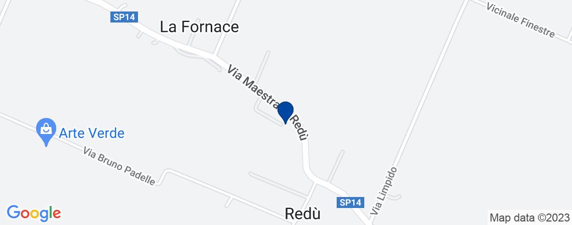 Appartamento al p.1 in Via Maestra di Redù...