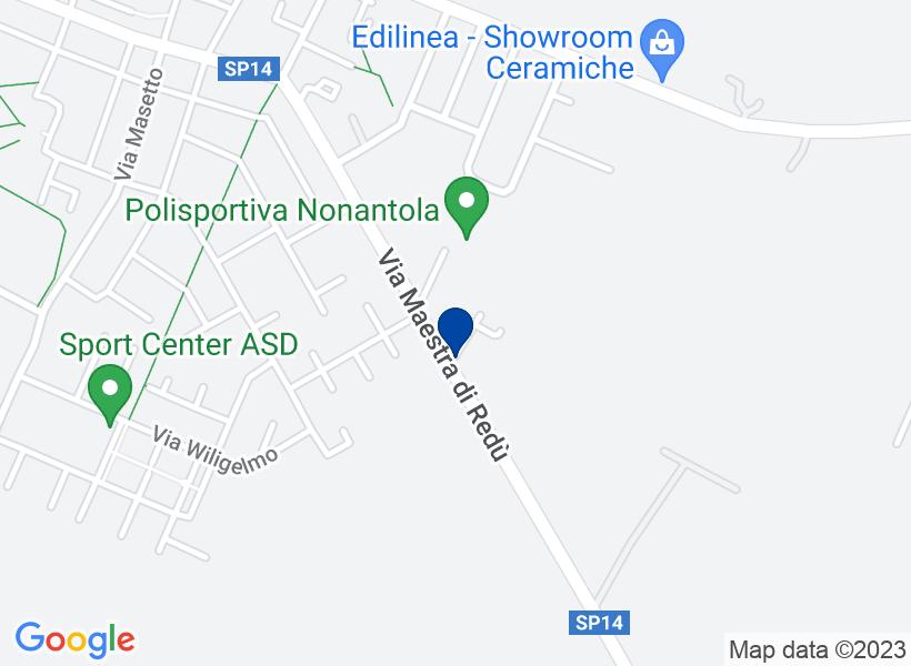 Appartamento Trilocale, NONANTOLA