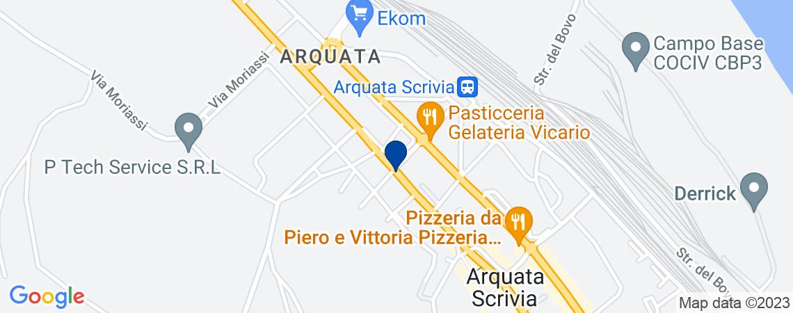 Appartamento Quadrilocale, ARQUATA SCRIVIA