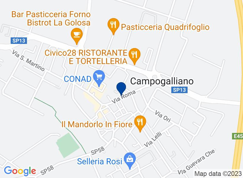Ufficio/laboratorio medicoal p.1 a Campoga...