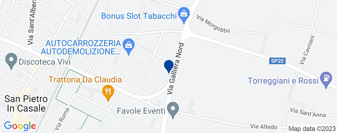 Fabbricato industriale, SAN PIETRO IN CASALE