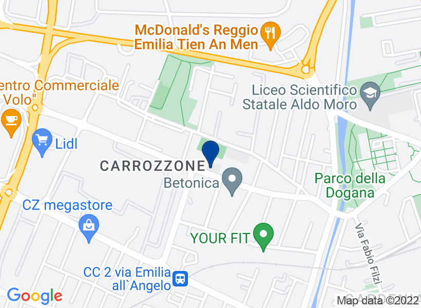 Unità commerciale a Reggio Emilia (RE), Vi...