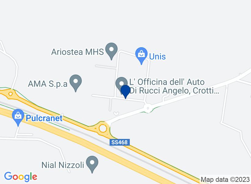 Fabbricato commerciale, CORREGGIO