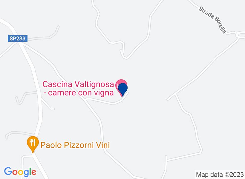 Terreno, CASSINE