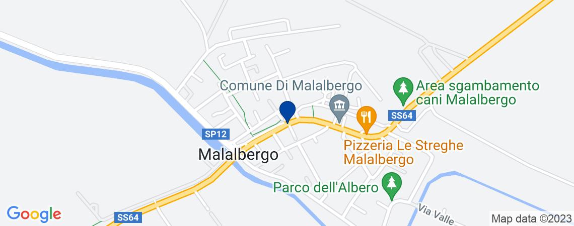 Fabbricato, MALALBERGO
