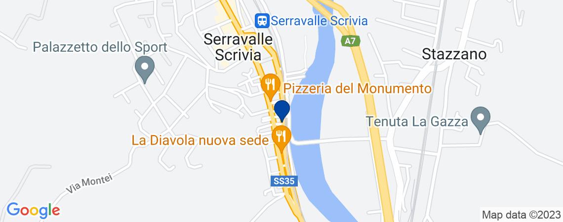 Appartamento 5 o più locali, SERRAVALLE SC...