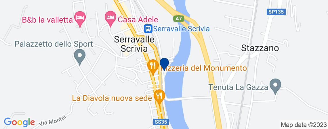 Appartamento Trilocale, SERRAVALLE SCRIVIA