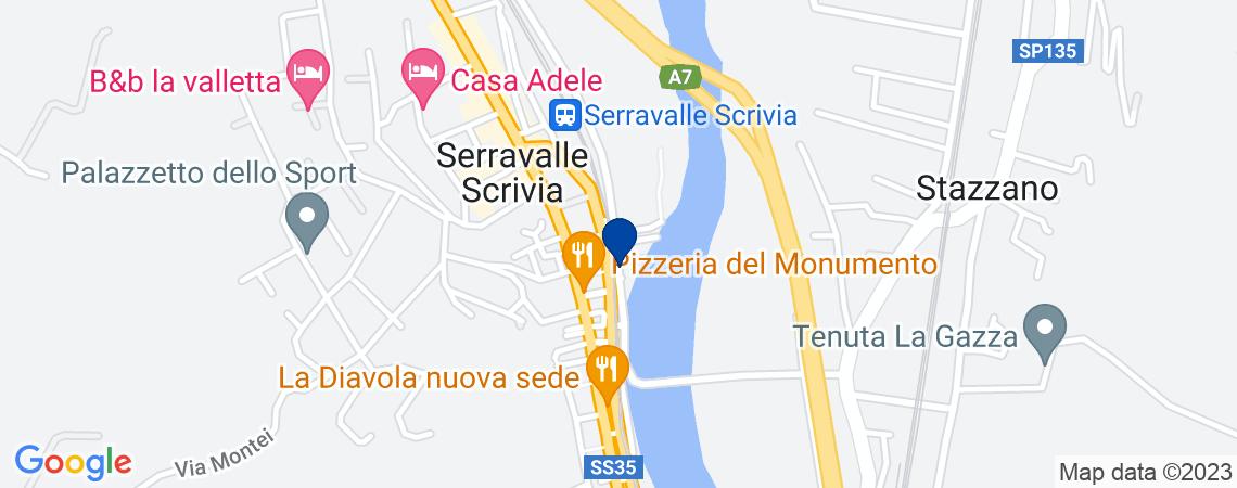 Appartamento Quadrilocale, SERRAVALLE SCRIVIA