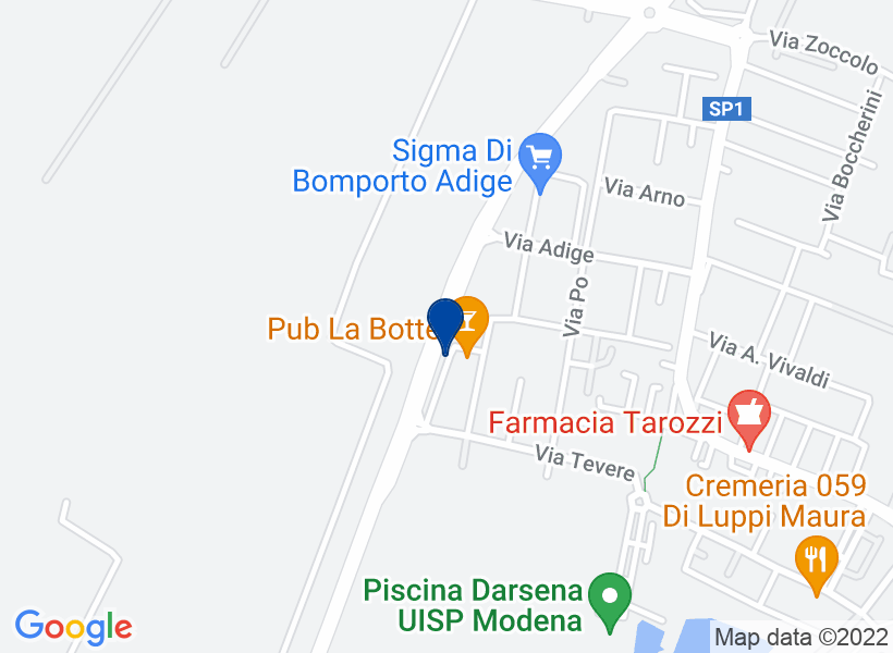 Negozio in Via Tevere n.386, Bomporto (MO)...