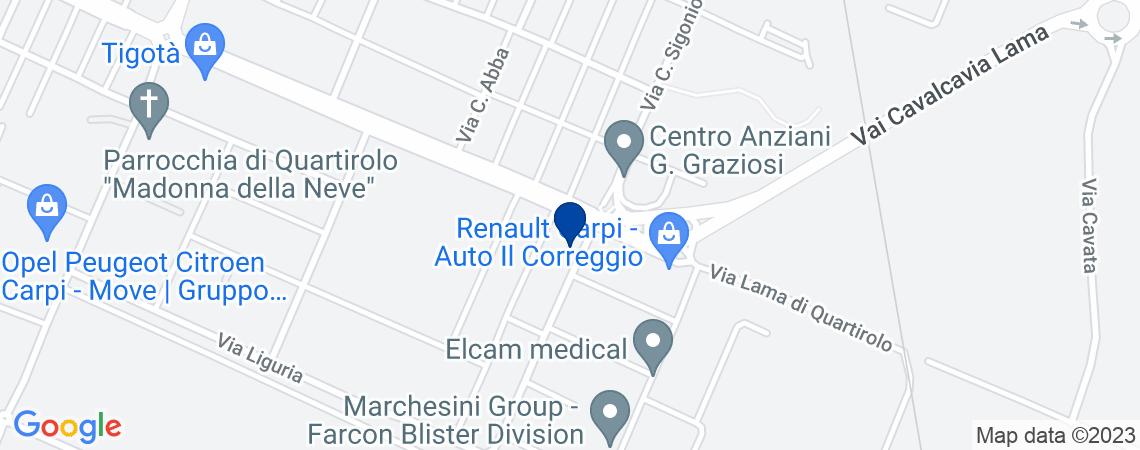 Appartamento al p.1 in Via Molise n.4, Car...