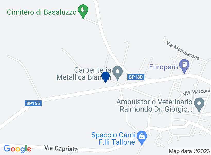 Fabbricato industriale, BASALUZZO