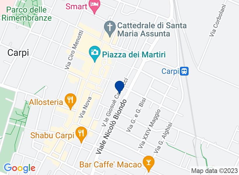 Villino da ristrutturare in Via Giosuè Car...