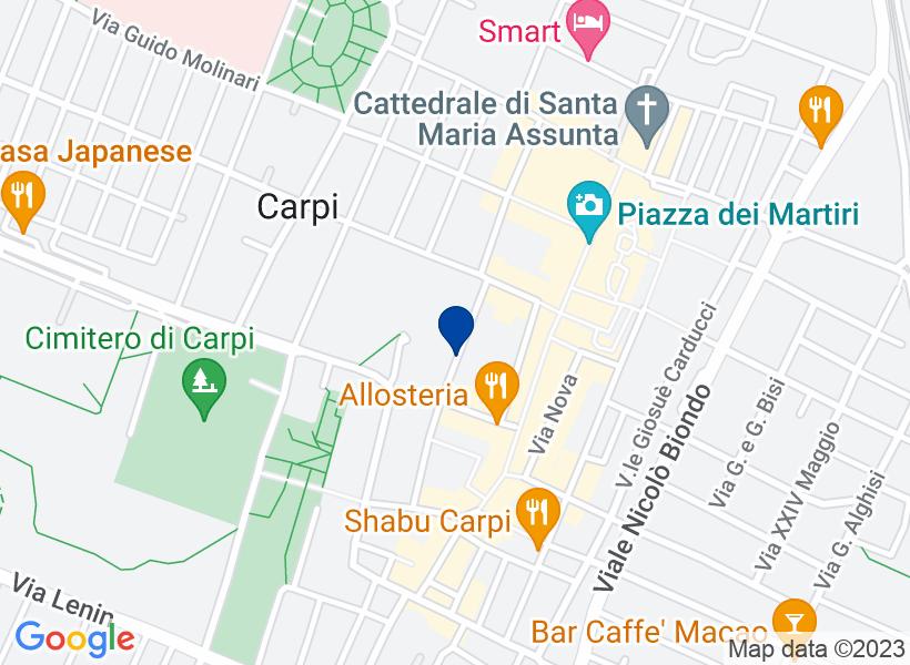 Abitazione su più livelli in Carpi (MO), v...