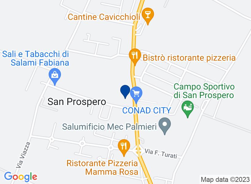 Capannone artigianale a San Prospero (MO),...