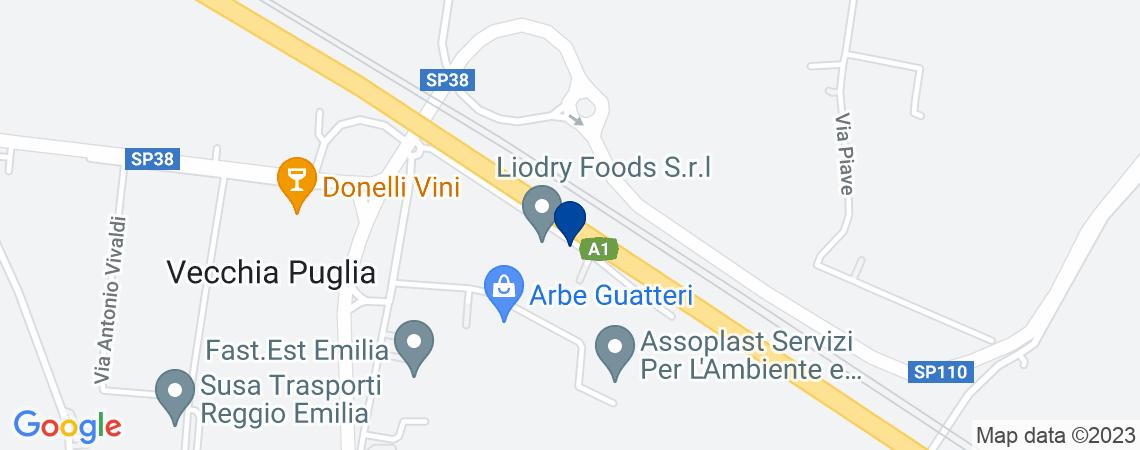 Deposito, GATTATICO