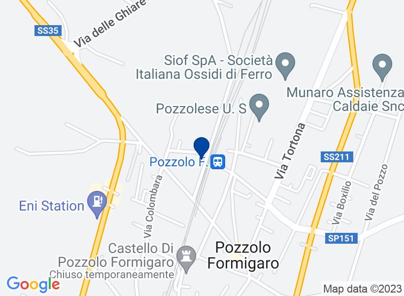 Appartamento 5 o più locali, POZZOLO FORMI...
