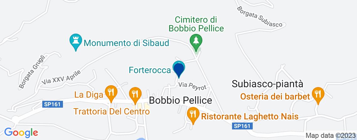 Albergo, BOBBIO PELLICE