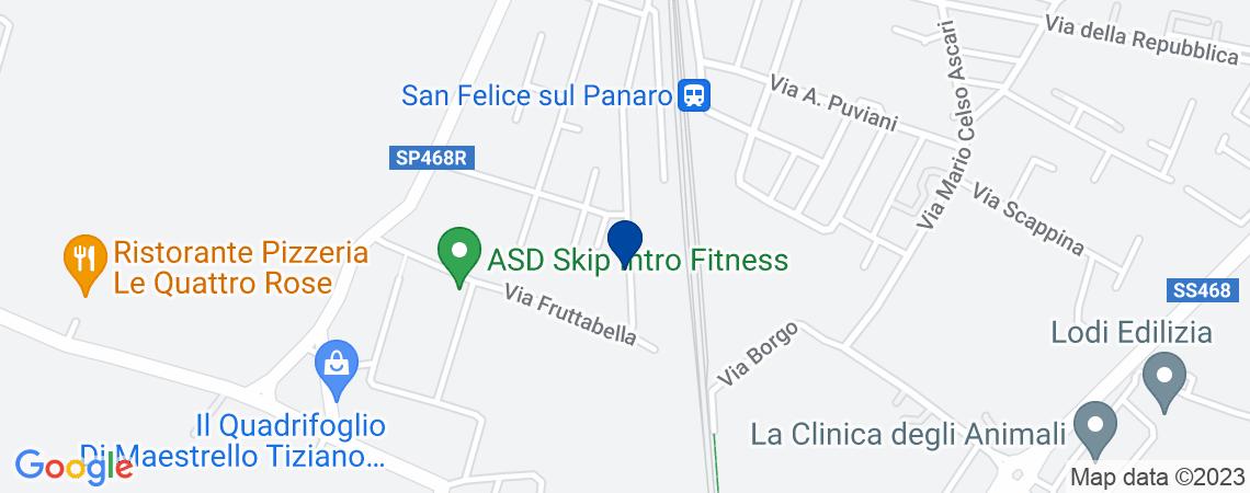 Due edifici con unità miste in Via Perossa...