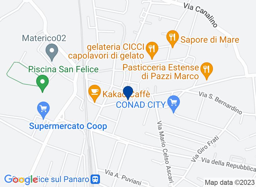 Vani magazzino in via C. Bergamini n.133, ...